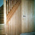 zabudowa schodów drewnianych