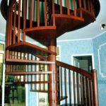 schody spiralne ładne