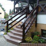Balustrada schodów