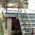 schody artystyczna balustrada