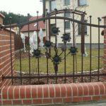 ogrodzenie metalowe zagrody