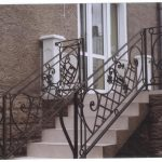 schody zdobiona balustrada