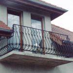 balustrada balkonu